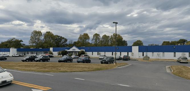 Berkeley County DHHR Office