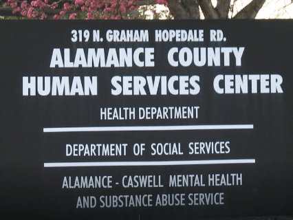 Alamance County DSS