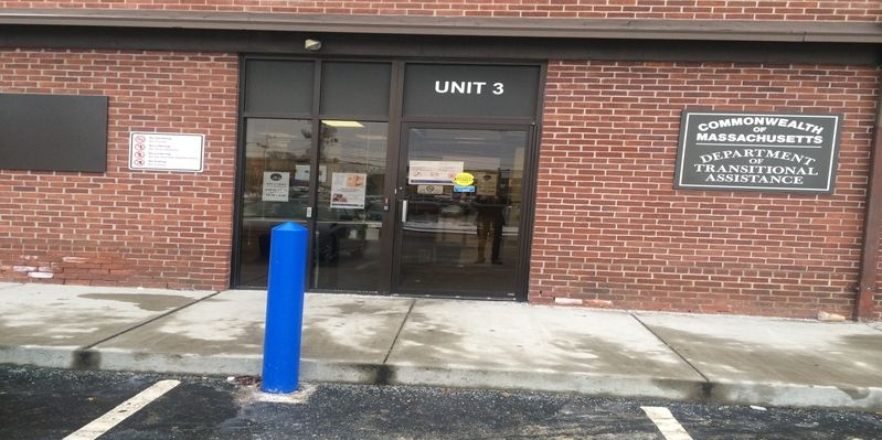 Taunton Transitional Assistance Office (DTA)