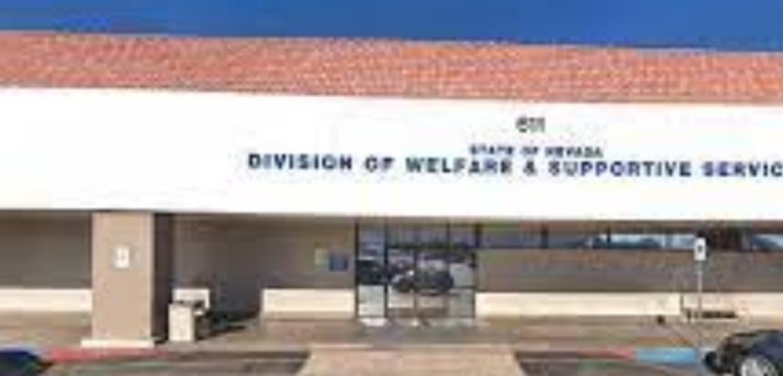 Nellis DWSS Welfare Office